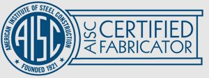 Structural Rubber Products is AISC Certified Fabricator