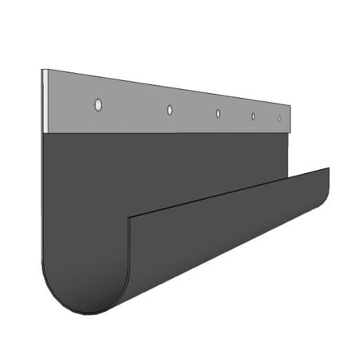 Structural Rubber Products - Fabric Reinforced Troughs